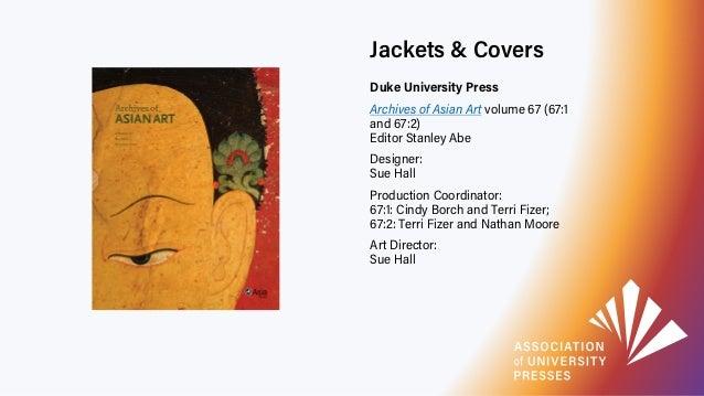Archives Of Asian Art Journal