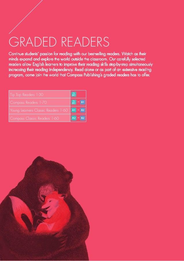 37GRADED READERS Compass Publishing Graded Readers Graded readers from Compass Publishing include award-winning series des...