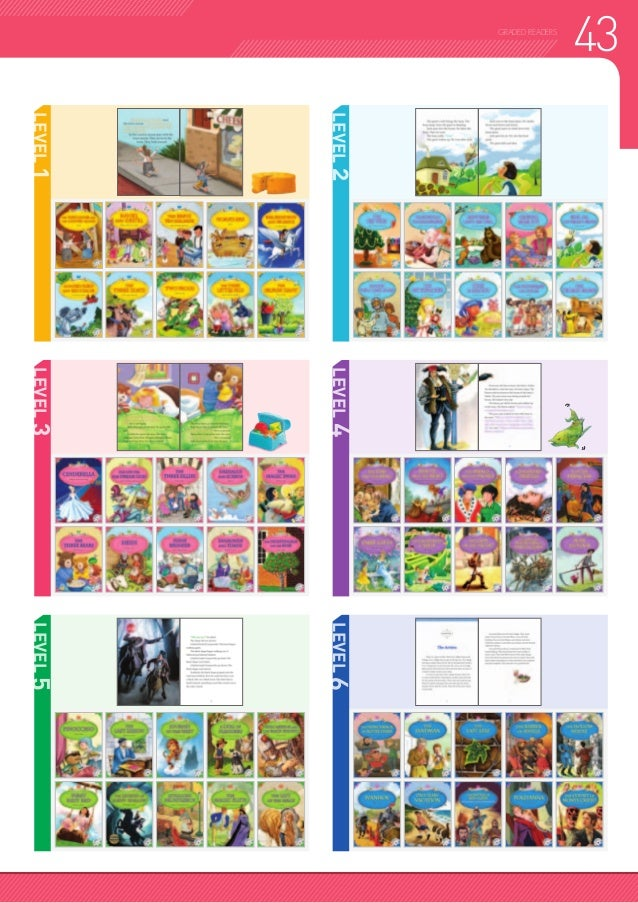 44 GRADED READERS Compass Classic Readers Compass Classic Readers provides beginning and intermediate English-language lea...