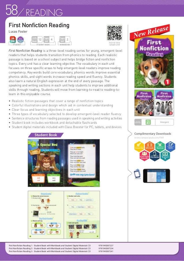 59READING School Subject Readings David V. Kimel School Subject Readings is a three-level course for reading competency. I...