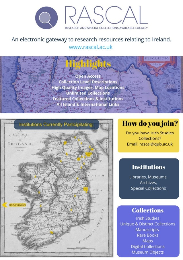Increasing the discoverability of our Unique and Distinct Collections, locally, nationally and internationally - Louisa Co...