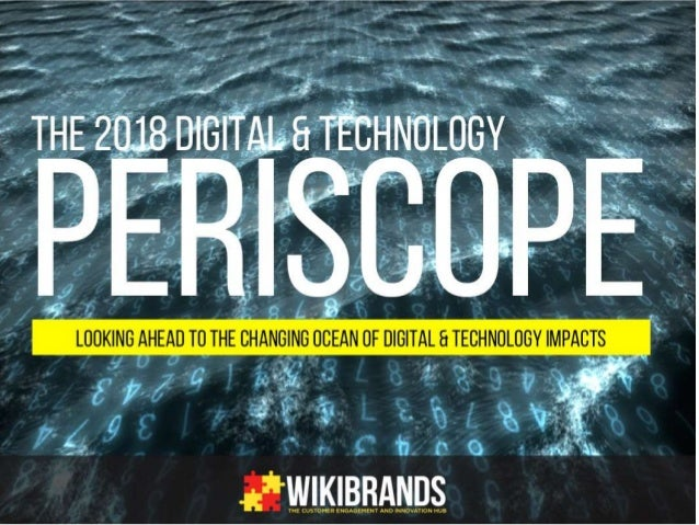 NOT THE WORLD'S BIGGEST SURVEY/STUDY ON TECHNOLOGY & DIGITAL… JUST THE WORLD'S BEST 2nd-ever fielded Digital Periscope stu...