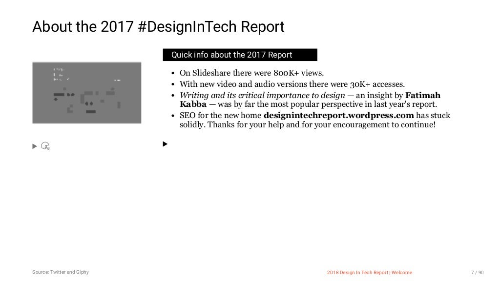 3/10/2018 2018 Design In Tech