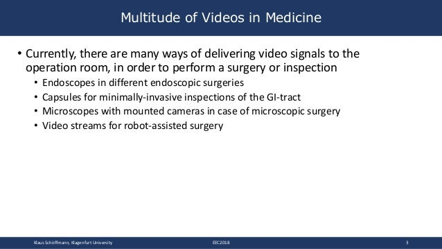Detecting Semantics in Endoscopic Videos with Deep Neural Networks Slide 3