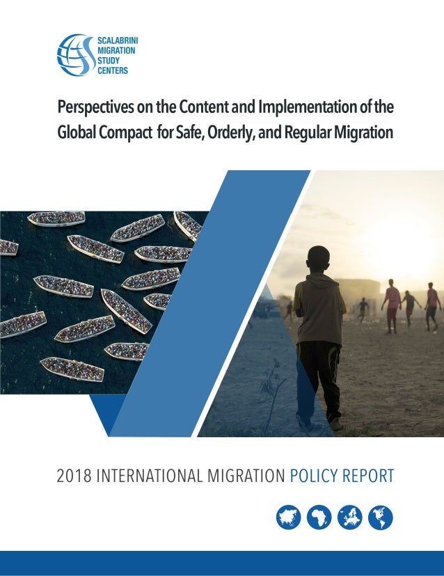 A report of the The Scalabrini Migration Study Centers consist of the Centro de Estudios Migratorios (CEM) in Brazil, the ...