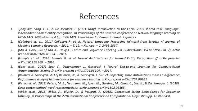 Grammarly AI-NLP Club #6 - Sequence Tagging using Neural Networks - Artem Chernodub