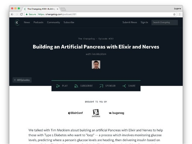 ElixirConf Eu 2018, what was it like? – Eugene Pirogov