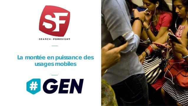 2018 le seo à l heure du mobile first index Slide 3