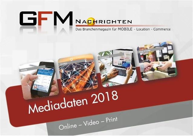 """Online-Fakten  """"GFM Weekly"""" Newsletter einmal die Woche am Dienstag an 12.000 Leser/Woche versendet.  Wöchentliche Ersch..."""