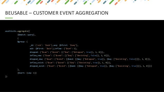 26 BEUSABLE Customer Event Aggregation Results • 기간 : 2018-10-15 ~ 2018-10-22 (약 1주일 간) • 개수 : 44,501,664 건 • 속도 : 평균 2.0 ...