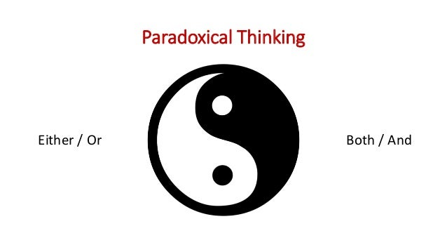 paradoxical thinking