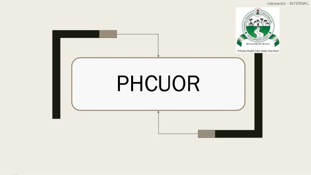 Interswitch - INTERNAL PHCUOR