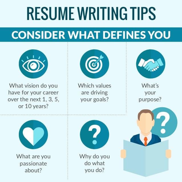 Resume Writing Tips 2018.2018 Resume Writing Tips