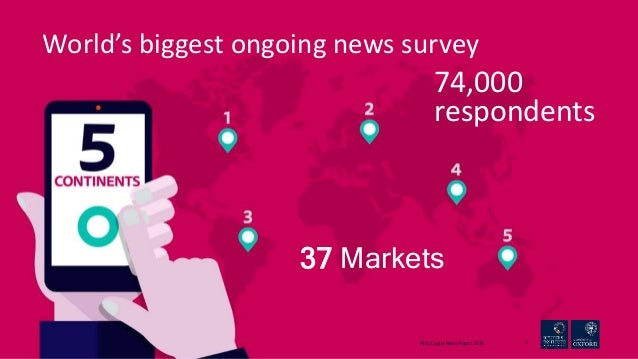 Digital News Report 2018 Slide 2