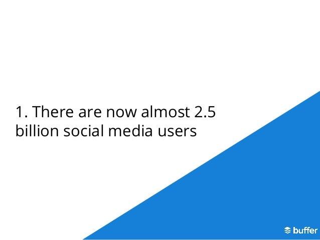 2018 Social Media Trends Report Slide 3