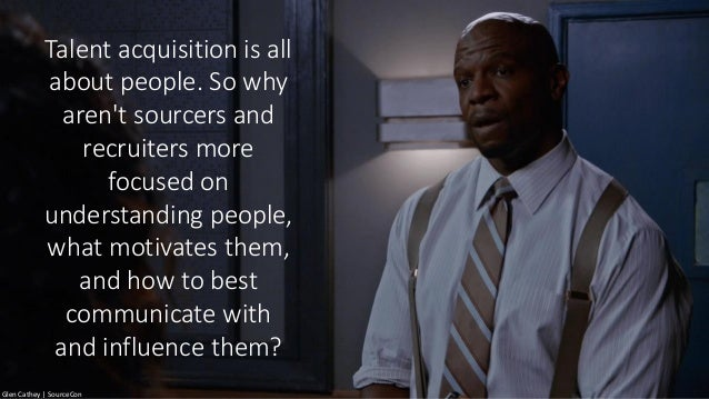 Social Engineering: The Human Element of Sourcing and Recruiting Slide 2