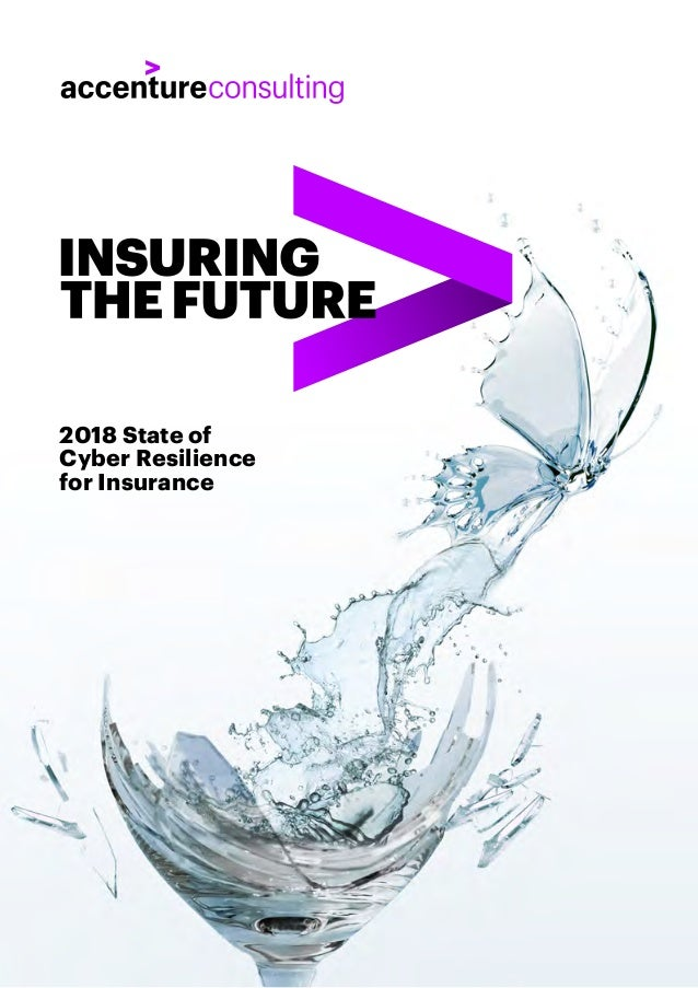 2018 State of Cyber Resilience for Insurance