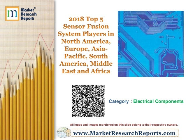 Global Top 5 Sensor Fusion System Players in 2018