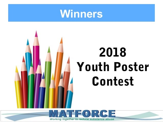 Winners 2018 Youth Poster Contest