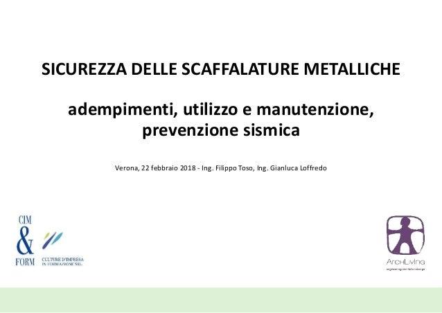 Calcolo Scaffalature Metalliche.Sicurezza Delle Scaffalature Metalliche
