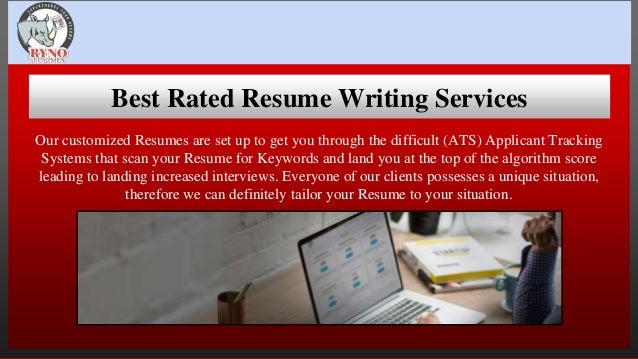 10 best resume writing services rated