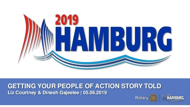 A PAGE FOR BIG BOLDBULLET ITEMS GETTING YOUR PEOPLE OF ACTION STORY TOLD Liz Courtney & Dinesh Gajeelee | 05.06.2019