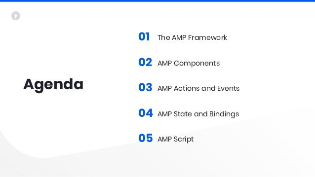 AMP for JavaScripters Slide 2