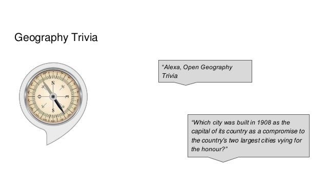 Geography Trivia Quiz and Trivia skills are fun, teaching and simple. Reference for both young and old.