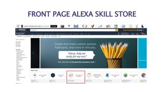 How to Augment your Marketing Strategy with Alexa - August 22, 2019