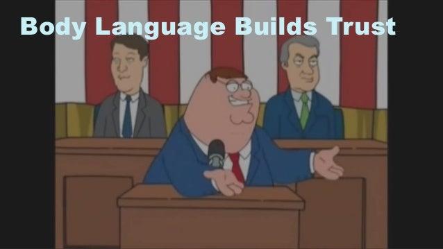 45 Body Language Builds Trust