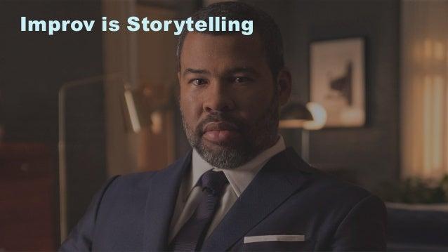 6 Improv is Storytelling