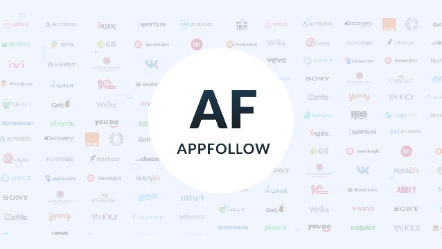 Intro APPFOLLOW 