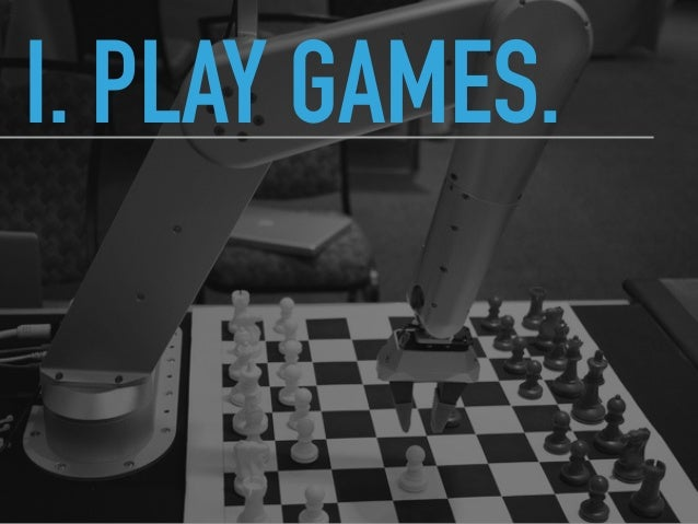 """AI TO PLAY GAMES CHESS - IBM DEEP BLUE VS. GARRY KASPAROV (1997) """"I could feel — I could smell — a new kind of intelligen..."""