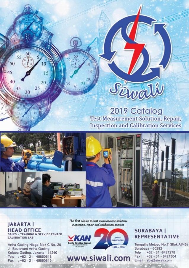 www.siwali.com Tenggilis Mejoyo No.7 (Blok A1I43) Surabaya - 60292 Telp : +62 - 31 -8421278 Fax: +62 - 31 - 8421304 Email:...