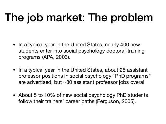 2019 demystifying the job market