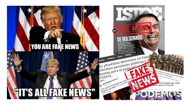 1. Las Fake news no son un fenómeno reciente