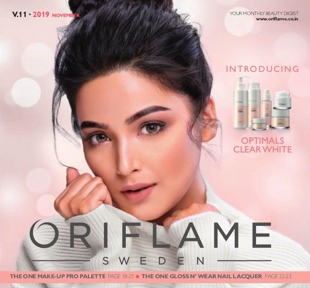 Oriflame Catalogue Nov 2019