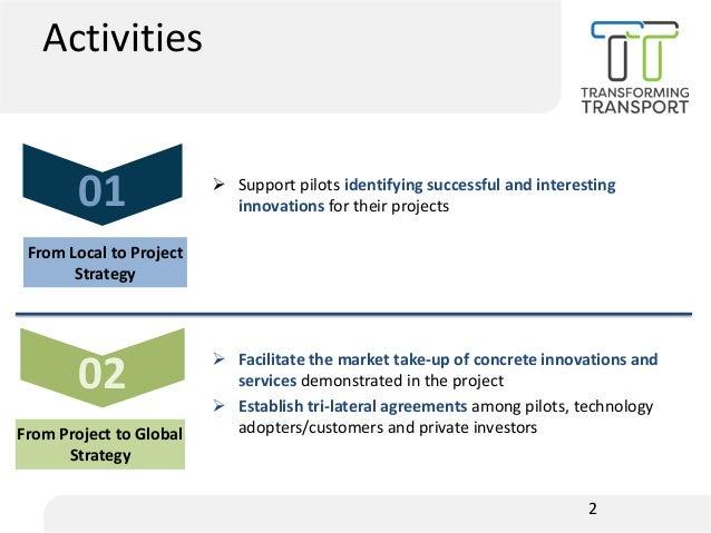 BDVe Webinar Series - TransformingTransport – Big Data in the Transport Domain: Innovation&Business Slide 2