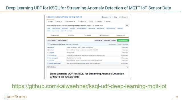 IoT Sensor Analytics with Python, Jupyter, TensorFlow, Keras