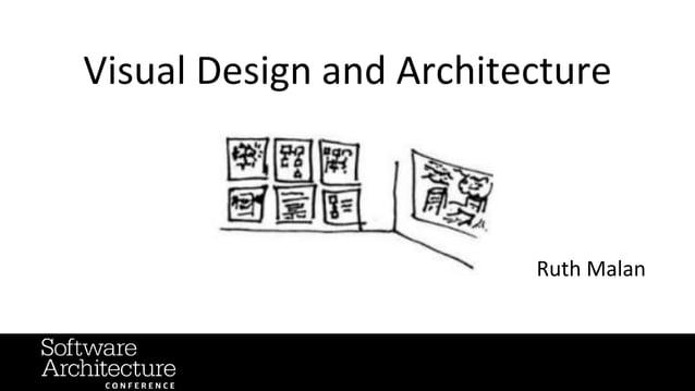 Visual Design and Architecture Ruth Malan