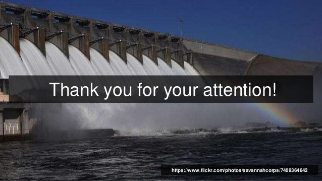 Thank you for your attention! https://www.flickr.com/photos/savannahcorps/7409364642