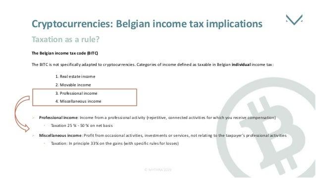 20190316 - CLBFest - Cryptocurrencies and tax - Hendrik Putman Slide 3