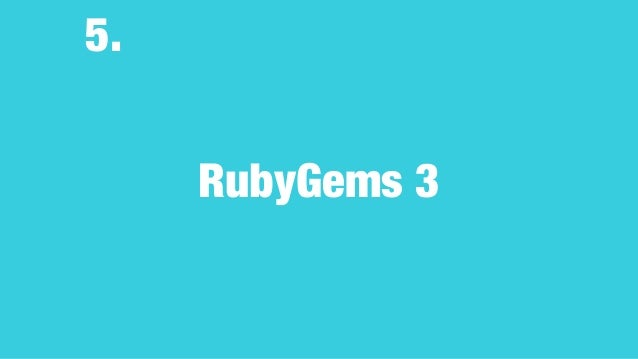 •https://github.com/rubygems/rubygems/ pull/1898 •It introduced `concurrent_downloads` option at `.gemrc`. The default val...
