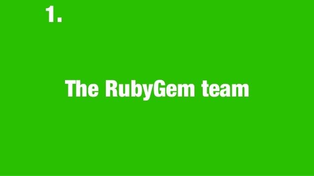 RubyGems 3.