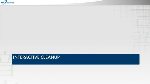 2. Interactive Cleanup • 直示表現の参照解決と物体操作を実行するタスク – 例:「それをそっちに置いて」 • タスク環境数=20 • 現状のタスク達成率レベル – Ours≒9.75% (195/2000) • 何が技術...