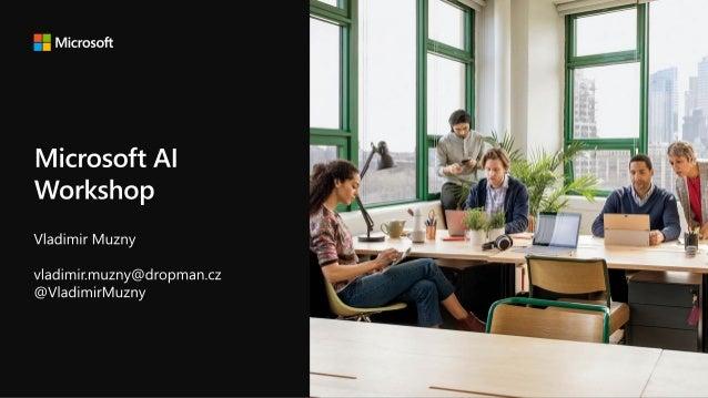 AI Workshop Agenda