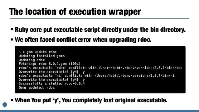 Gem install bundler 1 17 3 | I ran Bundle Install as Root