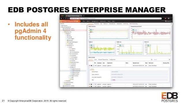 Webinar: Managing Postgres at Scale