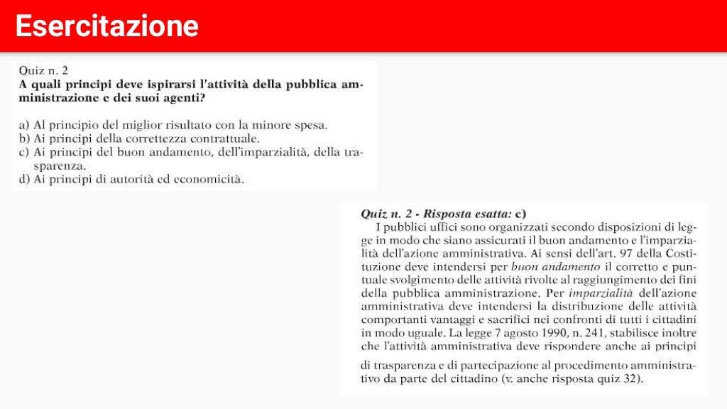 Corso di preparazione ai concorsi - Lezione 12 di 13 page 135