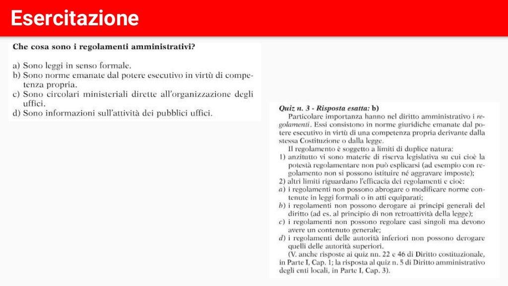 Corso di preparazione ai concorsi - Lezione 12 di 13 page 136